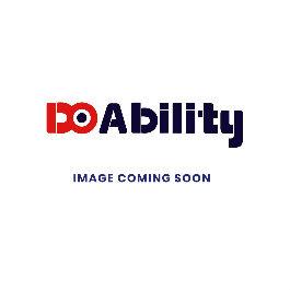 "Steel Wheelchair Hub, With 1/2""Axle"